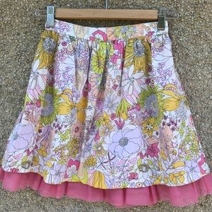 Liberty of London for Target Skirt Ruffle Floral